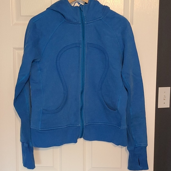 Lululemon zippered hoodie